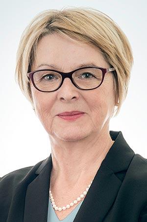 Lyne Chevrier Adjointe administrative - Lyne Chevrier